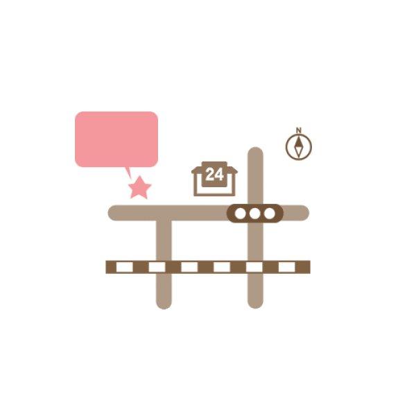 画像1: 【フルオーダー】地図作成 (1)